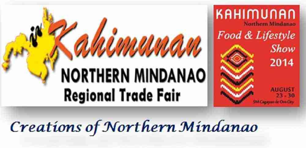 Kahimunan 2014 Food & Lifestyle Fair at SM City CDO