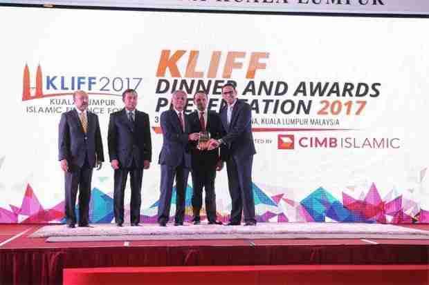 CIMB awards