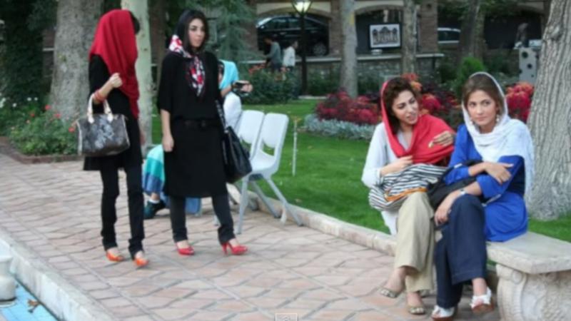hijab-in-iran