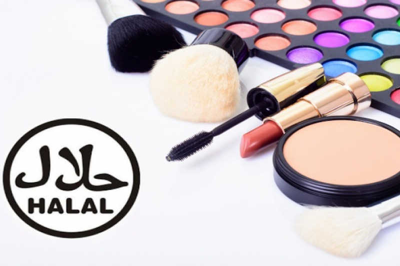 Global halal cosmetics market