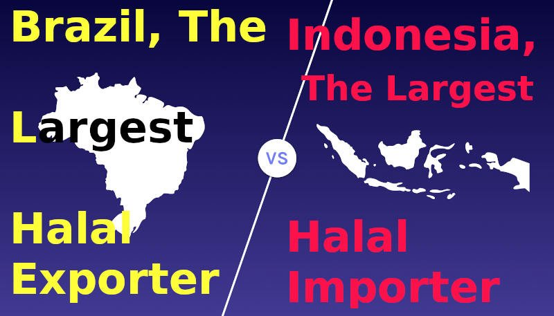 Indonesia become the largest halal importer