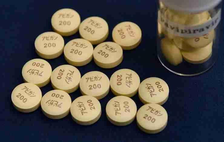 Avigan may treat Covid-19 patients