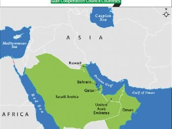 GCC countries
