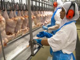 Global halal meat sales
