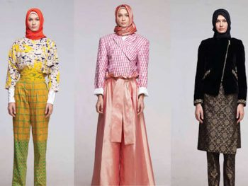 Modest fashion not just a fad