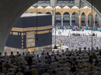 Saudi Arabia Hajj Plans