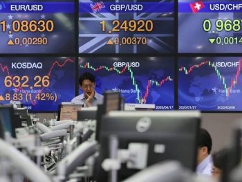 Stock Markets Surge In Asia