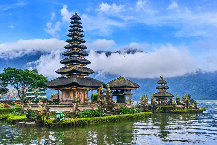 Tourism Hit Hard In Indonesia