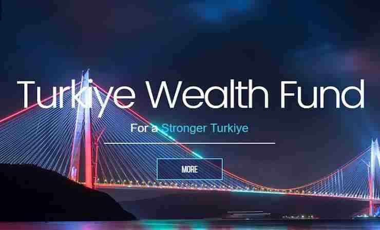 Turkish sovereign wealth fund
