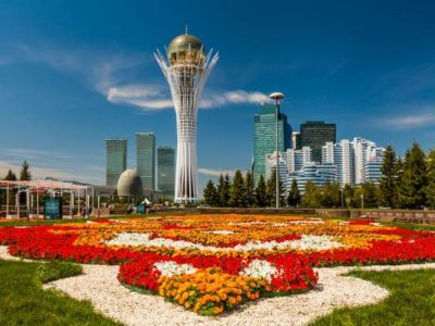 Kazakhstan Global Sustainable Tourism