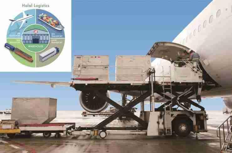 Nippon Express domestic halal logistics services