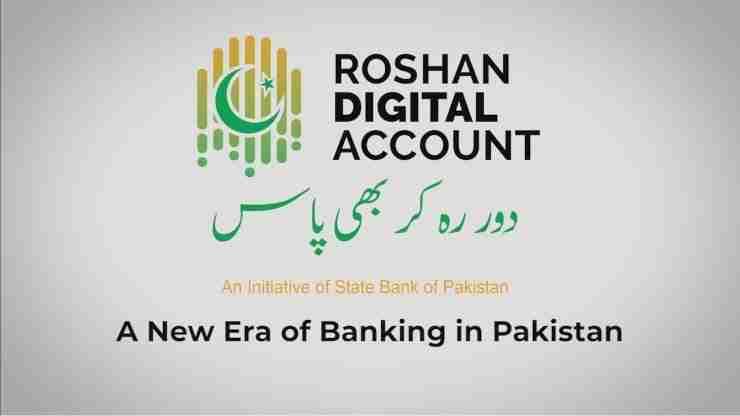 Roshan digital account app