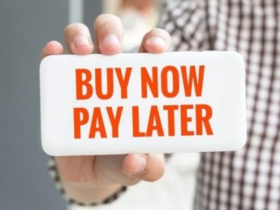 Buy now pay later business model