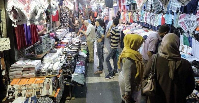 clothing sector in Jordan suffers heavy losses due to pandemic