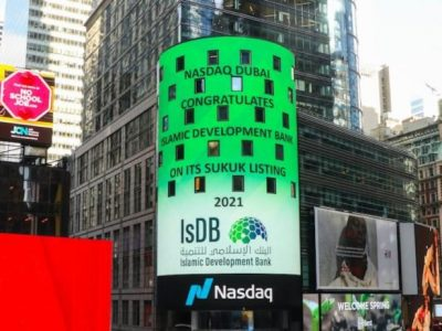 Islamic Development Bank Lists Green Sukuk On Nasdaq Dubai