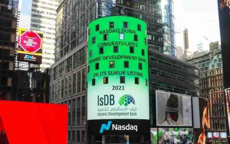 Islamic Development Bank Lists Green Sukuk On Nasdaq Dubai
