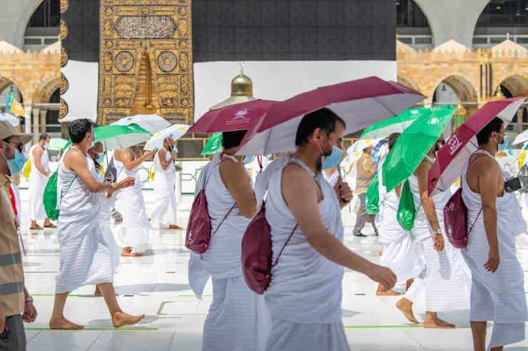 Which Vaccine Should You Get To Go To Hajj This Year?