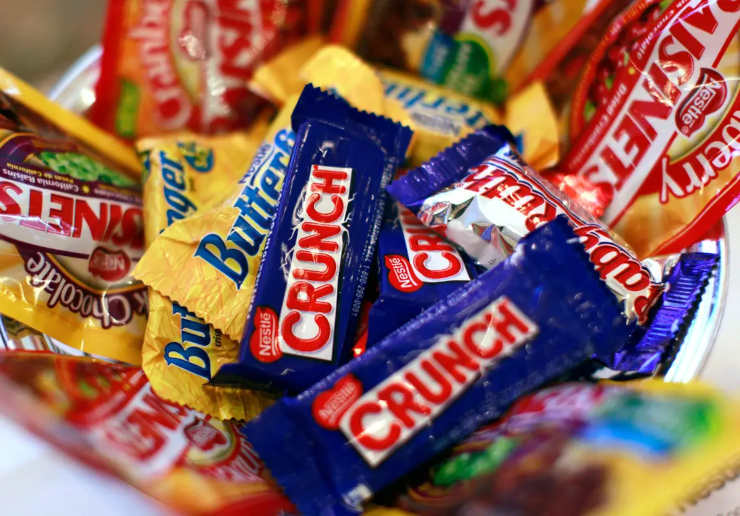 Majority of Nestle food products are unhealthy