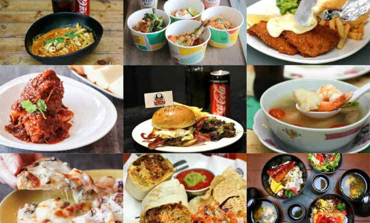 Singapore halal dining Market