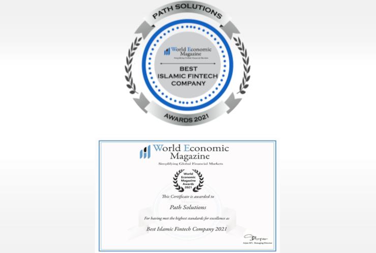 Path Solutions Wins Best Fintech Company Award