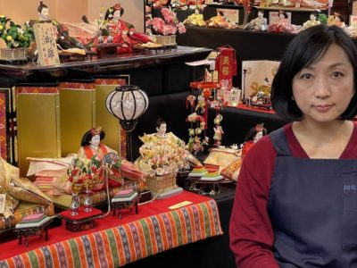 Keeping Japanese Doll Craft Alive, From Japan to the World