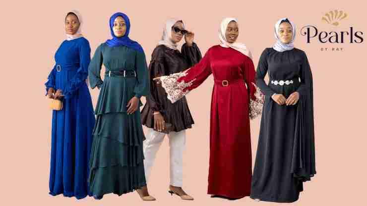 Modest fashion africa