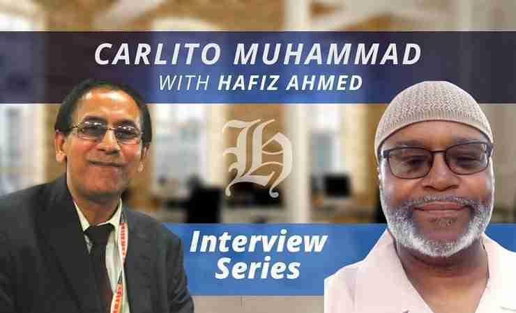 Muslim Community Leader