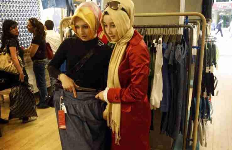 Global Muslim Fashion Consumption