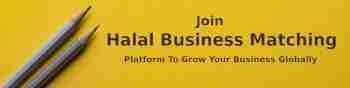 Join Halal Business Matching Platform